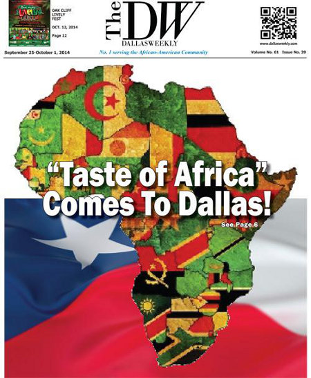 DW's A Taste Of Africa