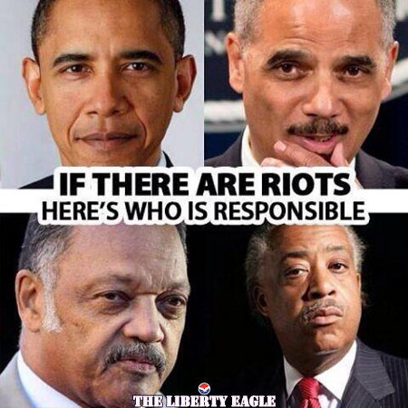 Who will be responsible for the next wave of Ferguson race riots?