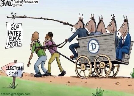 Democrats - Still the same old Nigger-Drivers