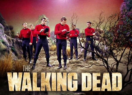 Star Trek (TOS)' Redshirts - the original walking dead
