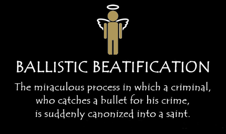 Ballistic Beatification