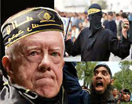Jimmy Carter - Islamist