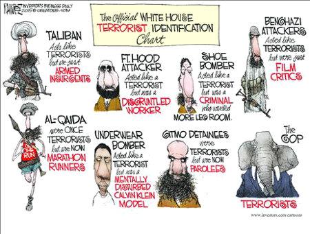 "Identity Politics Obama ""White"" House Style"