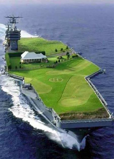 USS Barack H. Obama