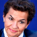 UNFCCC executive Secretary, Christiana Figueres