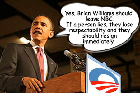 Obama on Bryan Williams