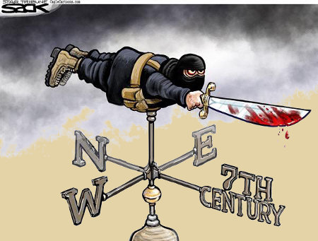 Jihadism is Islam's Weathervane