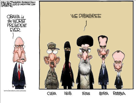 Not all agree with Cheney on this statement