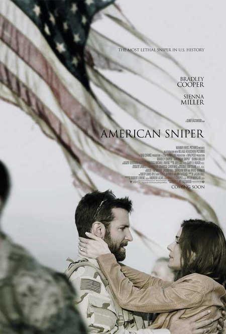 American Sniper movie poster