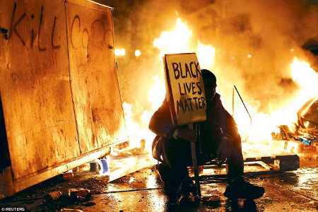 Black Protests - #BlackLivesMatter
