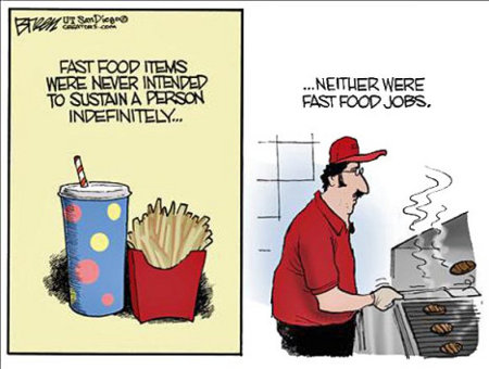 Fast Food Jobs