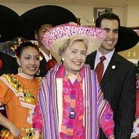 Hillary's Mexican Vote