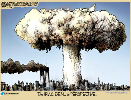 911 v Iran Nuke Deal - Some Needed Perspective