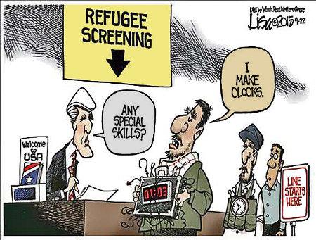 Skilled Syrian Refugees