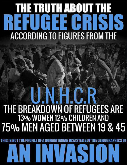 Refugee's Jihad