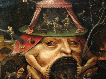Bosch's Hellish Humpty Dumpty