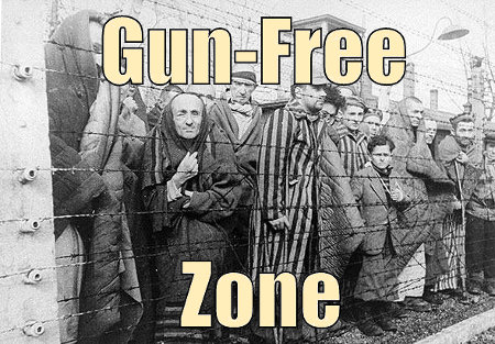 Gun Free Zone aka Concentration Camps