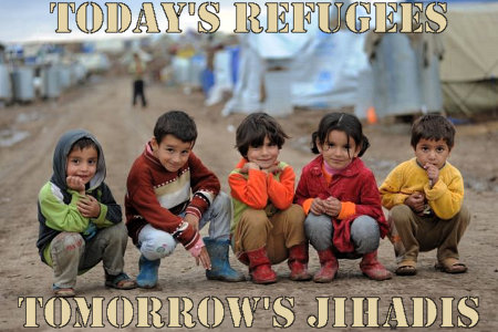 Todays Refugees, Tomorrow's Jihadis