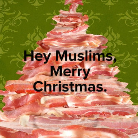 Merry Christmas, Muslims