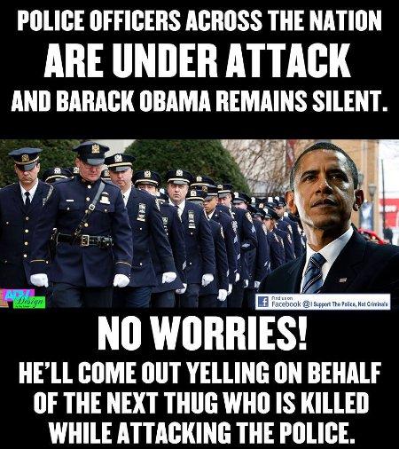 Obama Speach & Silence