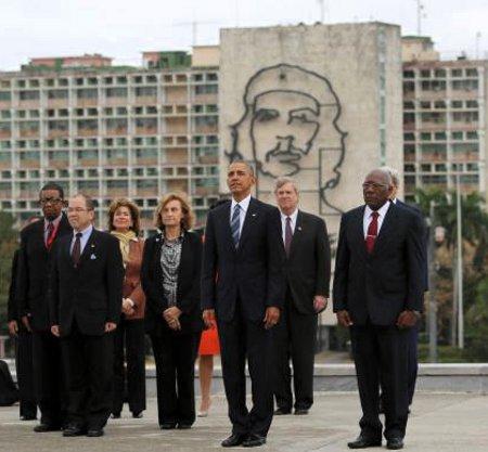 Iconic Obama Photo