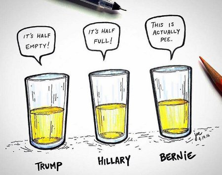 Half Empty, Half Full, Piss