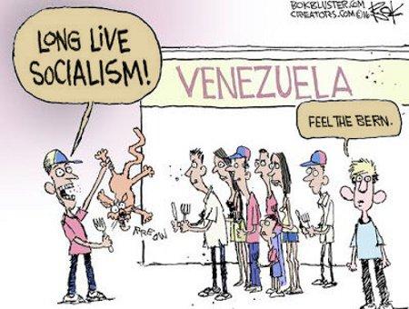 Long Live Socialism!