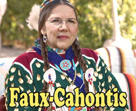 Elizabeth Warren - Fauxcahontis