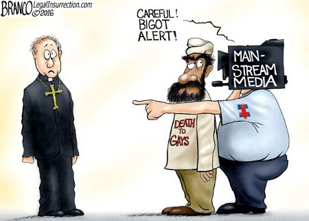 Bigot Alert!