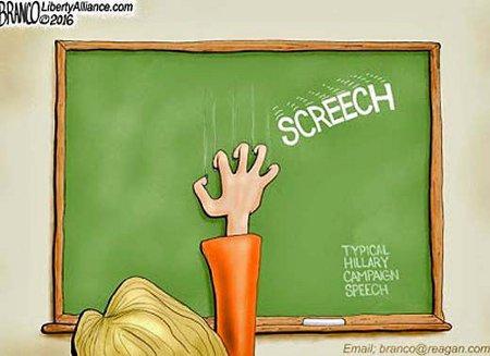 Hillary's Acceptance Speech