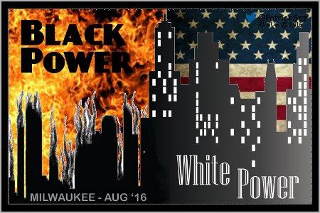 Black Power vs White Power
