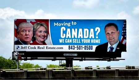 Fleeing to Canada? We Can Sell Your Home