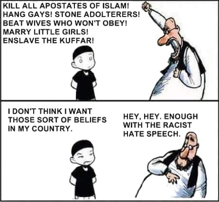 A Muslims Response To Honest Truth