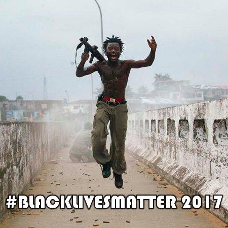 #BlackLivesMatter 2017