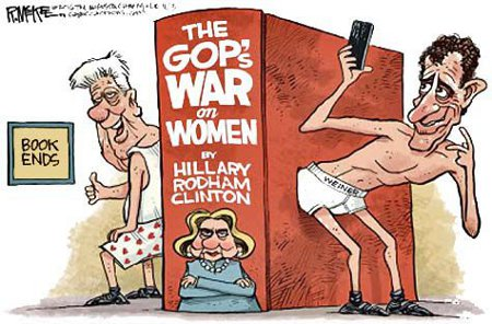 Hillary's War On Women