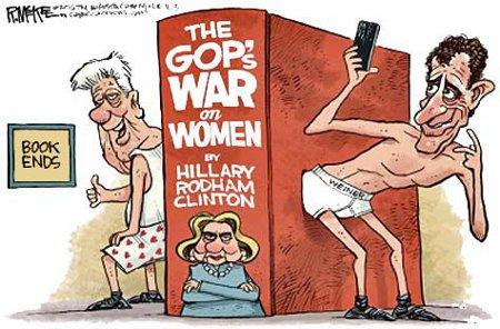Hillary's War On Women