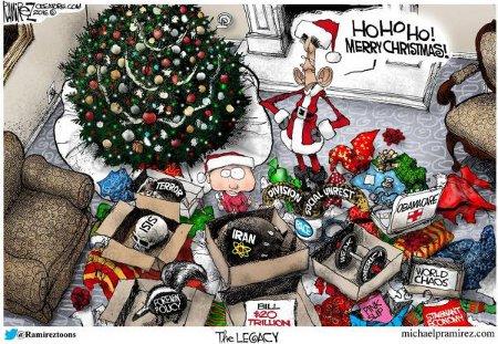 Obama's Regifting