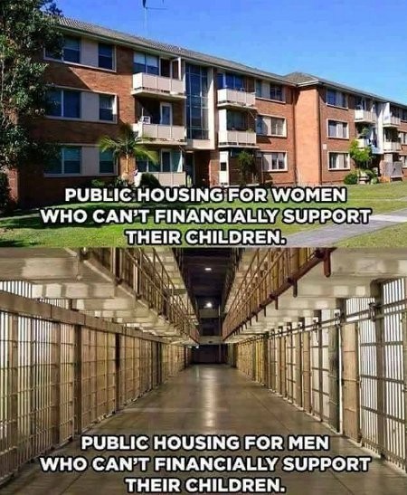 Gendered Public Housing