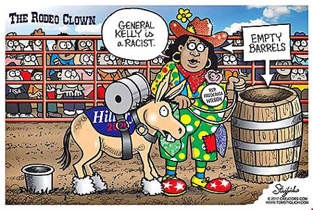 Frederica Wilson - Another Rodeo Clown