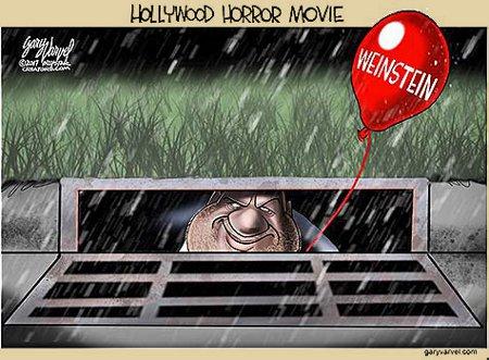 It Reboot Starring Harvey Weinstein