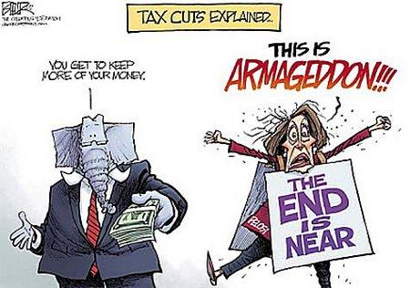 Taxcutageddon!