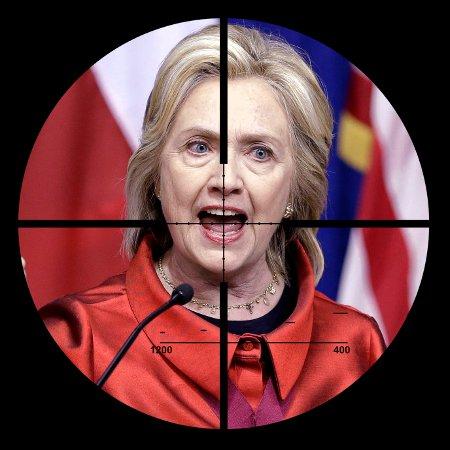 Hillary's Stolen Destiny
