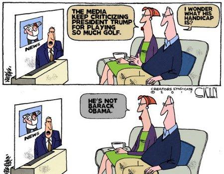 Trump's Handicap