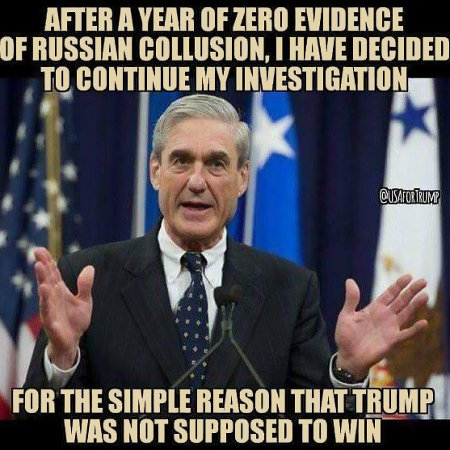 Mueller After A Year