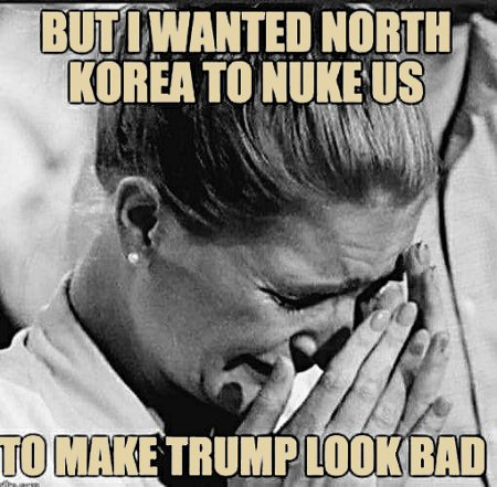 Wanted To Be Nuked