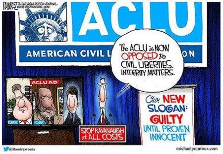 The ACLU's New Honesty