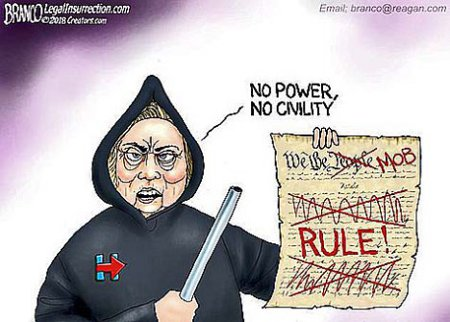 No Power, No Civility