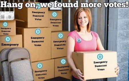 Emergency Democrat Votes
