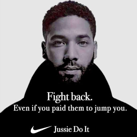 Jussie Do It!