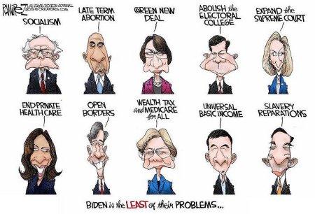 Worse Woes Than Biden